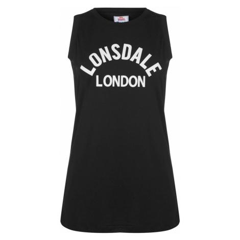 Lonsdale Long Line Tank Top Ladies