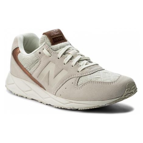 Sneakersy NEW BALANCE - WRT96EAA Beżowy