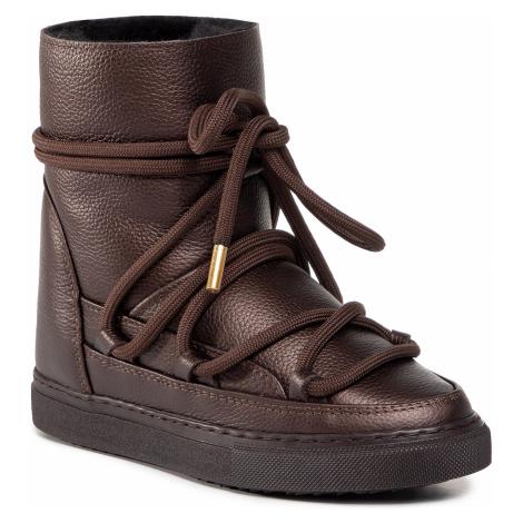 Buty INUIKII - Sneaker 70203-089 Dark Brown