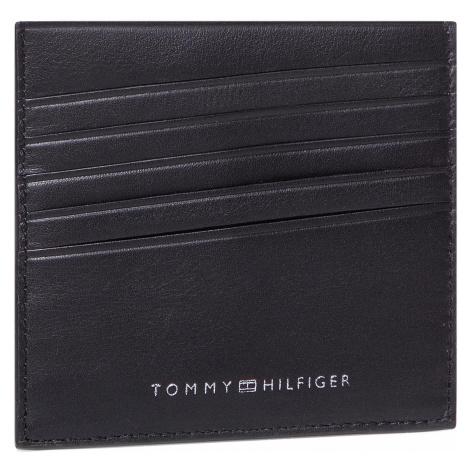 Etui na karty kredytowe TOMMY HILFIGER - Fine Cc Holder AM0AM06305 BDS