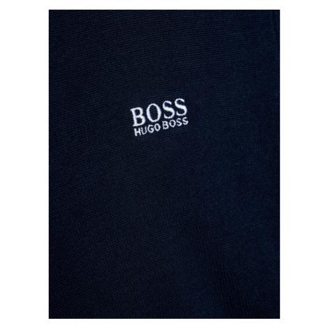 Boss Sweter J25G60 S Granatowy Regular Fit Hugo Boss