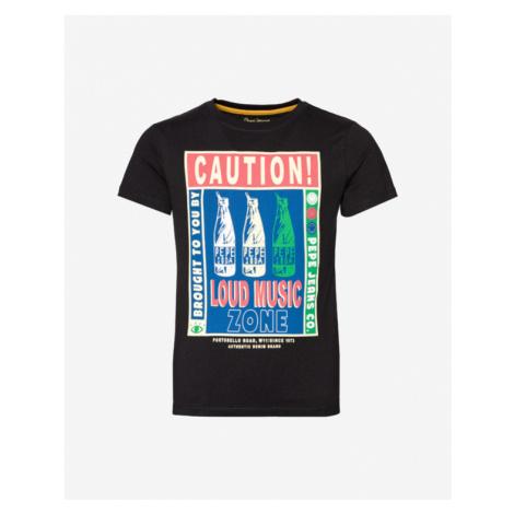 Pepe Jeans Bean Koszulka dziecięce Czarny