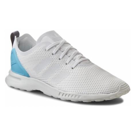 Buty adidas - Zx Flux Adv Smooth W S78965 Corewhite/Corewhite
