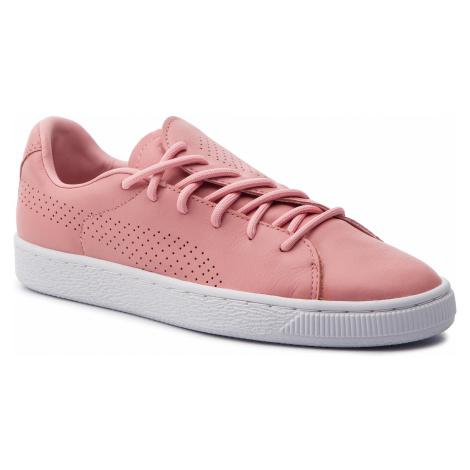 Sneakersy PUMA - Basket Crush Perf Wn's 369689 03 Bridal Rose/Bridal Rose