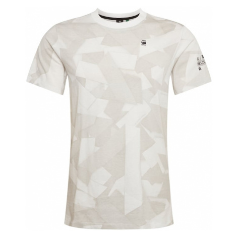 G-Star RAW Koszulka beżowy