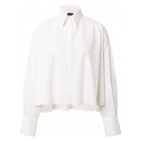 Gina Tricot Bluzka biały