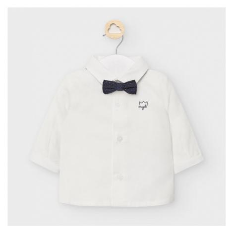 Mayoral Koszula 2119 Biały Regular Fit