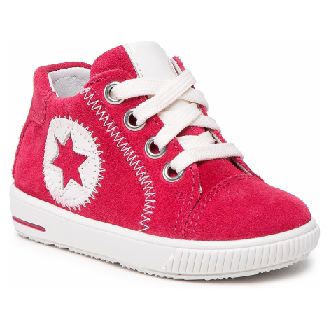 Sneakersy SUPERFIT - 1-000348-5000 M Rot/Weiss