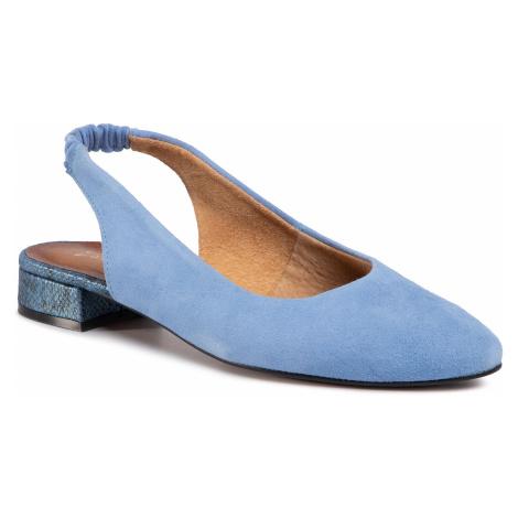 Sandały MACIEJKA - 04482-06/00-5 Niebieski