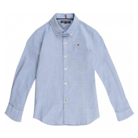 TOMMY HILFIGER Koszula jasnoniebieski