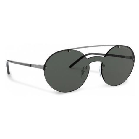 Emporio Armani Okulary przeciwsłoneczne 0EA2088 301087 Szary