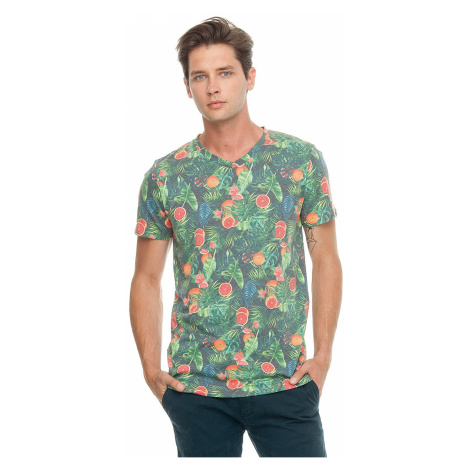 T-shirt Ragwear Swann - 4000/Red