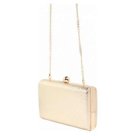 Dorothy Perkins Kopertówka 'Gold Box' złoty