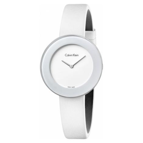 Calvin Klein Chic Zegarek Biały