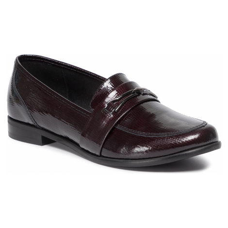 Lordsy GINO ROSSI - 2553-12 Maroon