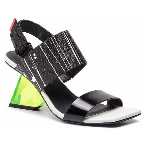 Sandały UNITED NUDE - Rockit Sandal 1028959311920 Cyber Mix