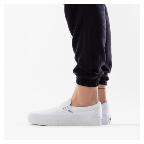 Buty damskie sneakersy Vans Classic Slip-On Platform VA3JEZW00
