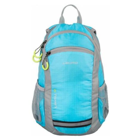 Lewro TIMMY 12 niebieski NS - Plecak dziecięcy