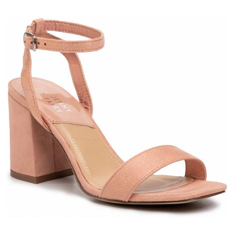 Sandały JENNY FAIRY - WS19033-05 Pink