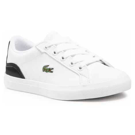 Sneakersy LACOSTE - Lerond 0120 1 Cuc 7-40CUC0013147 Wht/Blk