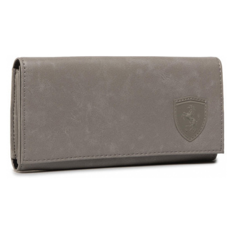Puma Duży Portfel Damski Sf Ls Wallet F 053380 03 Szary