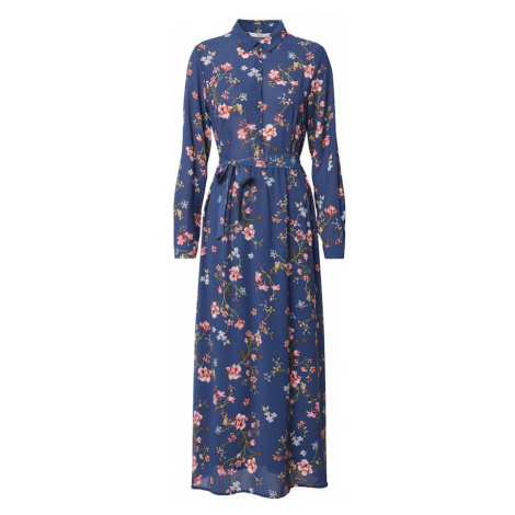 ONLY Sukienka koszulowa niebieski / mieszane kolory