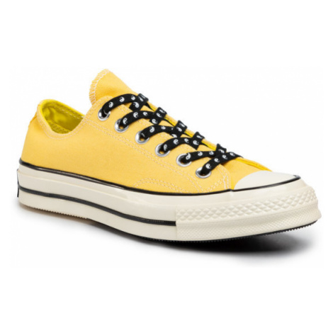 Converse Trampki Chuck 70 Ox Butter 164214C Żółty