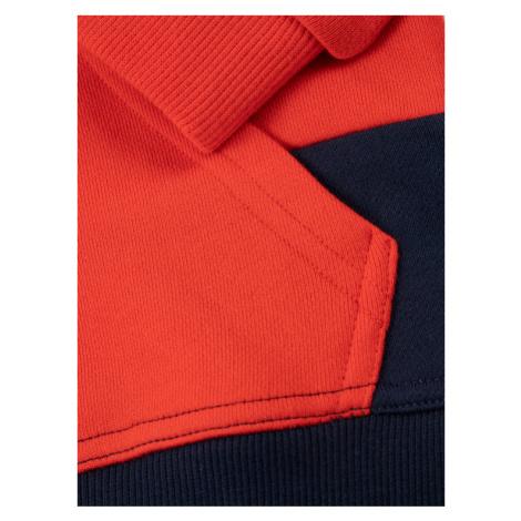 Little Marc Jacobs Bluza W25409 Czerwony Regular Fit