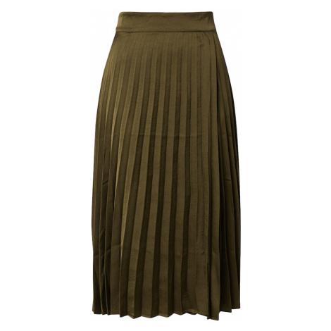 Rut & Circle Spódnica 'Bianca' zielony