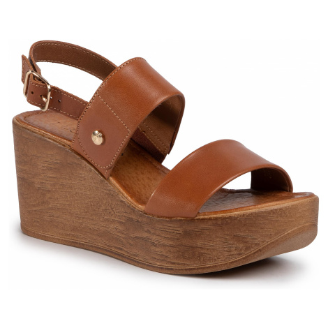 Sandały LASOCKI - 2223-01 Brown