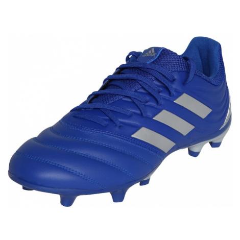 ADIDAS PERFORMANCE Buty piłkarskie srebrny / niebieski