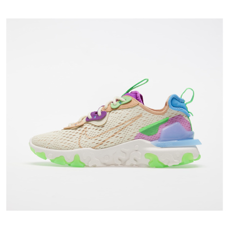 Nike W NSW React Vision Fossil/ Vachetta Tan-Vivid Purple