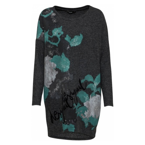 Desigual Sweter szary