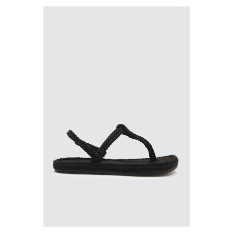 Sandały damskie Trendyol Rope