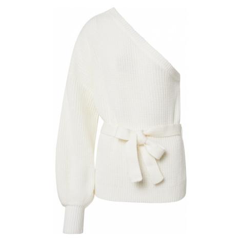 Missguided Sweter biały