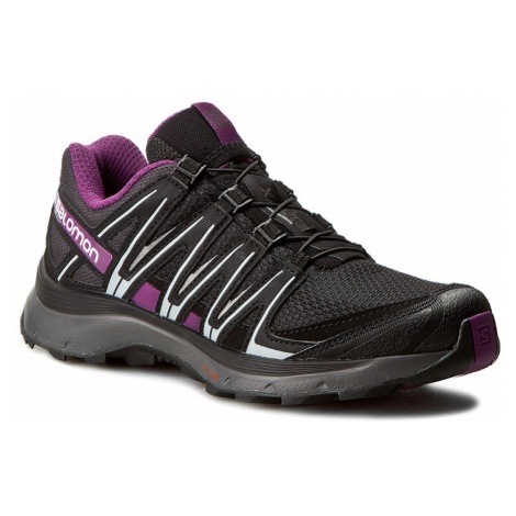 Buty SALOMON - Xa Lite W 394655 20 V0 Black/Magnet/Grape Juice