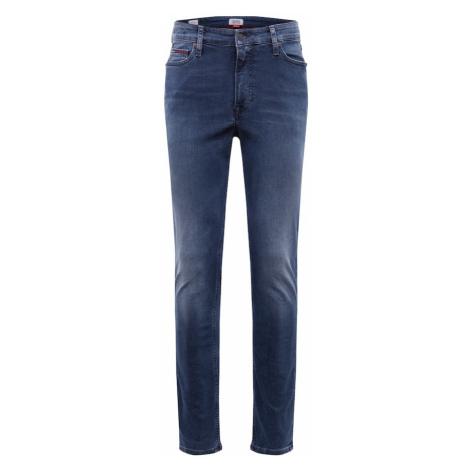 Tommy Jeans Jeansy 'SIMON' niebieski denim Tommy Hilfiger