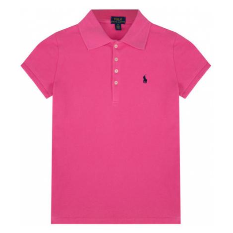 Polo Ralph Lauren Polo 313573242 Różowy Regular Fit