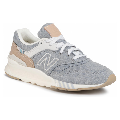 Sneakersy NEW BALANCE - CW997HBH Szary