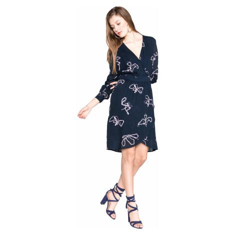 SELECTED Haven Sukienka Niebieski