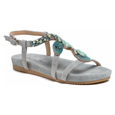 Sandały ALMA EN PENA - V20846 Suede Jeans