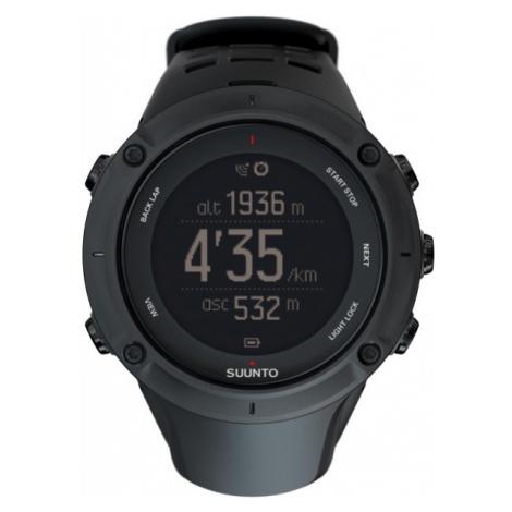 Suunto AMBIT3 PEAK BLACK HR czarny  - Zegarek sportowy GPS