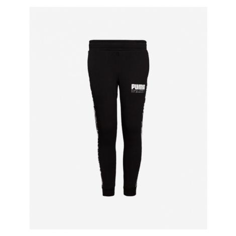 Puma Alpha Spodnie dresowe dziecięce Czarny