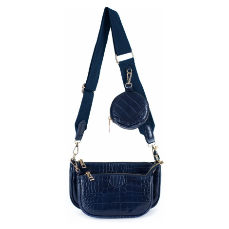 Art Of Polo Woman's Bag tr20221 Navy Blue