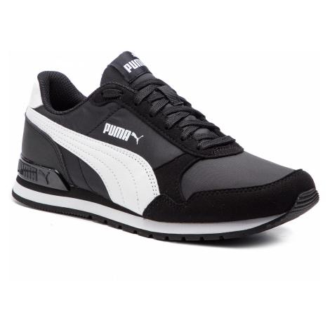 Sneakersy PUMA - St Runner V2 Nl Jr 365293 01 Puma Black/Puma Black