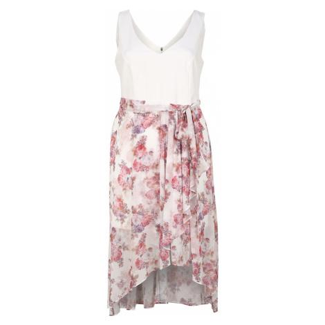 Forever New Sukienka 'KENDRA' różowy pudrowy / perłowo biały