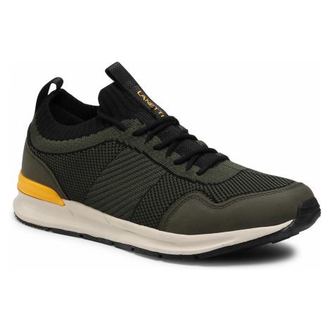 Sneakersy LANETTI - MP07-01424-03 Khaki