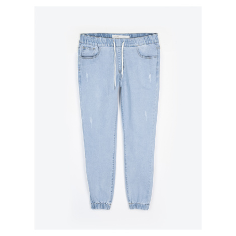 GATE Jeansy jogger fit