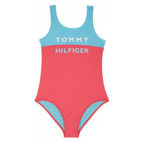 TOMMY HILFIGER Strój kąpielowy UG0UG00333 D Różowy
