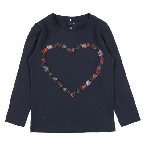 NAME IT Koszulka 'Folinasi' atramentowy / mieszane kolory